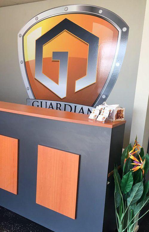Guardian Doors Showroom