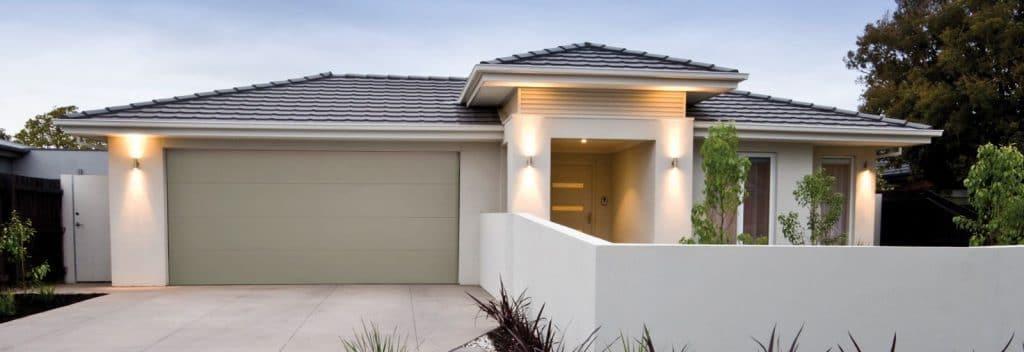 Residential Panel Lift Garage Door