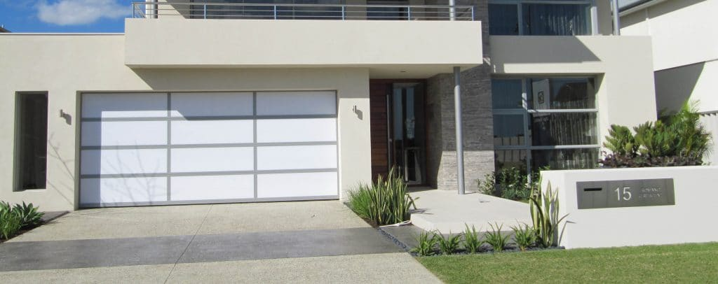 Steel-Line Garage Door