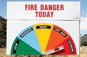 Bushfire Hazard Meter